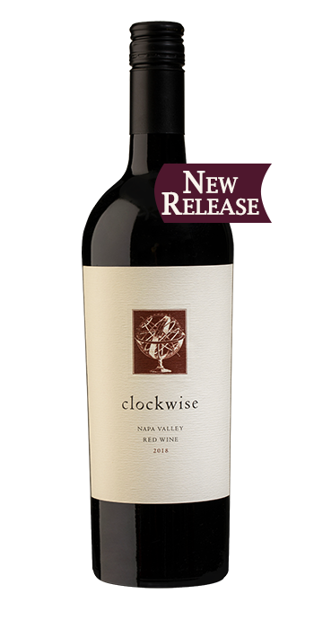 2018 Clockwise Red Blend