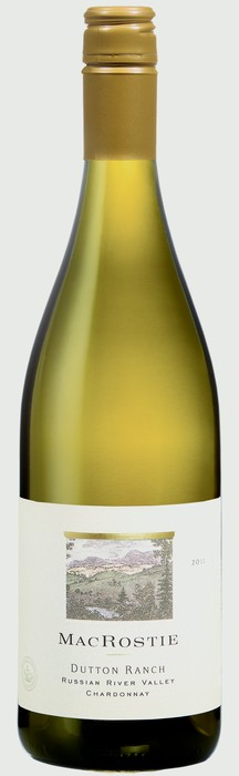 2012 Dutton Ranch Chardonnay