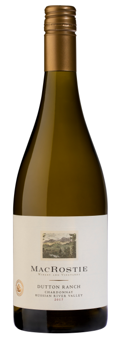 2017 Dutton Ranch Chardonnay