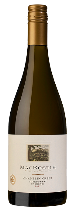 2017 Champlin Creek Chardonnay