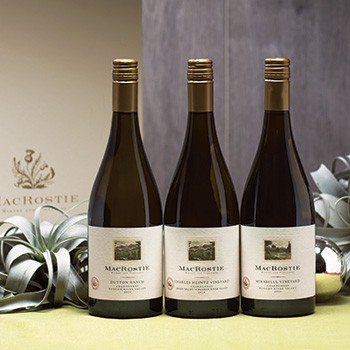 Single Vineyard Chardonnay Trio
