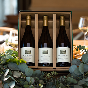 Legends of Sonoma - Single Vineyard RRV Chardonnay Trio
