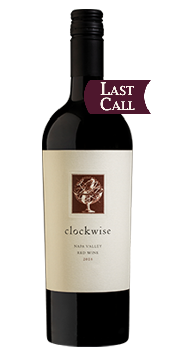 2016 Clockwise Red Blend