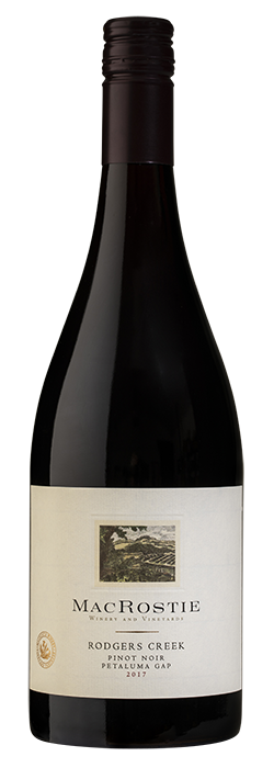 2017 Rodgers Creek Pinot Noir